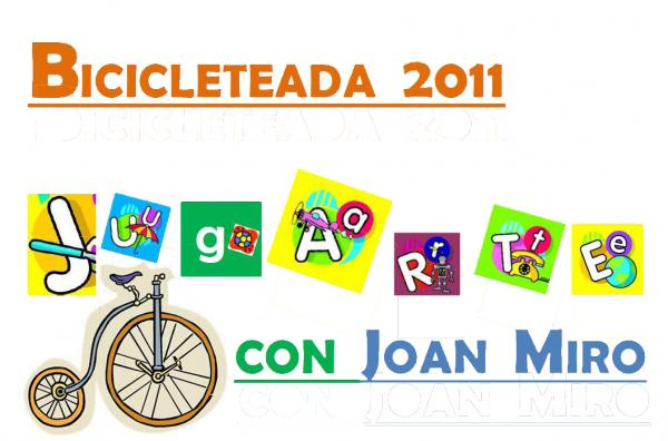 ¡Vení a JugArte en Joan Miró!