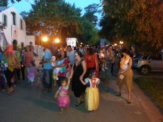 Inicial y Primario cerraron el 2013 a pura fiesta