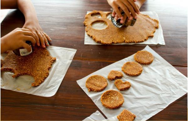 Un proyecto modelo: alimentación consciente en el Joan Miró