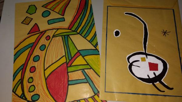 Homenajeamos a Joan Miró